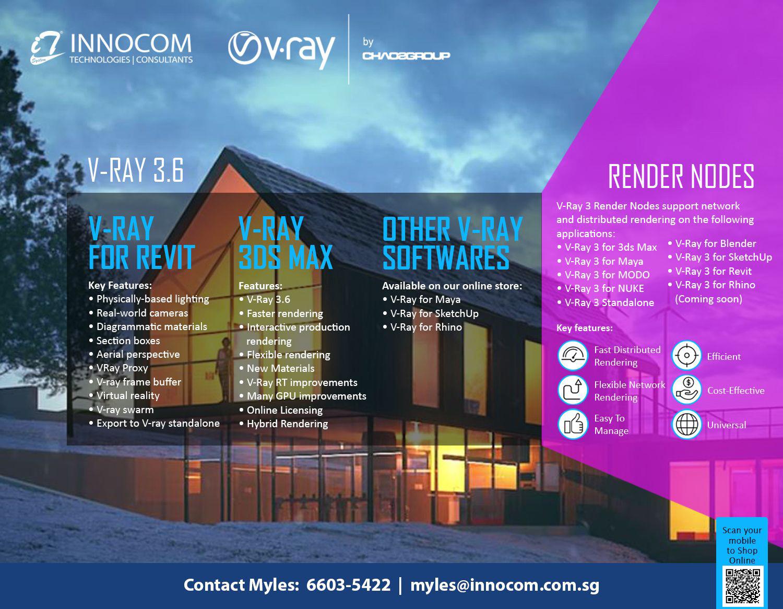 innocom_vray_renderNodes – Innocom Technologies